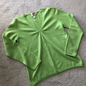 Talbots Pure Cashmere Sweater